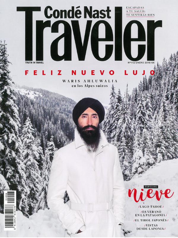 GUÍA CONDENAST Traveller